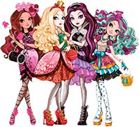 Песня Ever After High